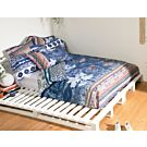 Bettwäsche Desigual Exotic Jeans – Duvetbezug – 160x210 cm