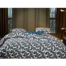 ESSENZA Bettwäsche Phine lush mit Schmetterlingen – Duvetbezug – 240x240 cm