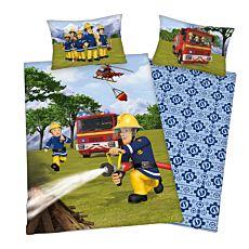 Bettwäsche Feuerwehrmann Sam