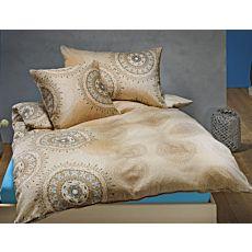 Bettwäsche beige Orientalisches-Muster