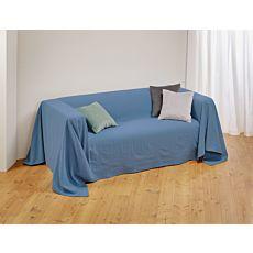 Sofaüberwurf in diversen Farben
