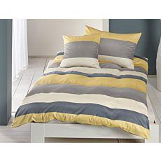 JOOP! Bettwäsche mit breiten Streifen