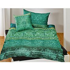 Bettwäsche mit indischem Muster