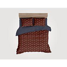 Bettwäsche mit Hexagon Muster