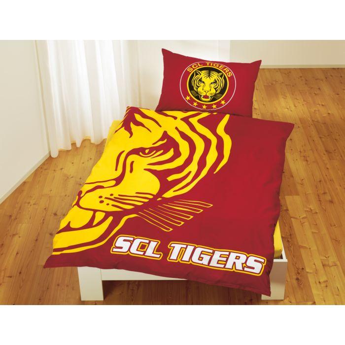 Scl Tigers Mit Tiger Motiv Günstig Bettwaeschech