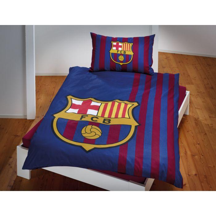 FC Barcelona Bettwäsche mit Logo