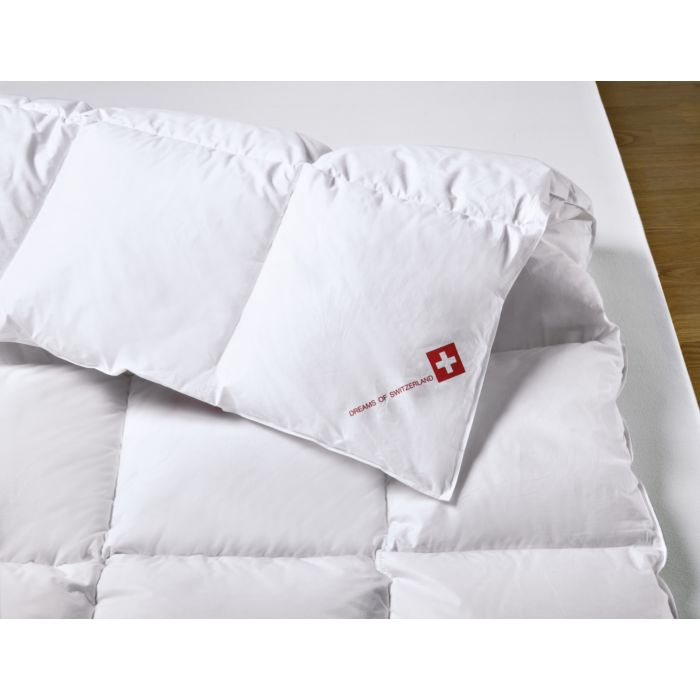 Billerbeck Daunen-Karo-Duvet DREAMS medium
